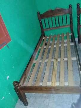 Vendo camas de 1 plaza