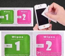 Iphone Samsung Xiaomi Pañito Desinfectant Pantalla