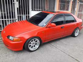 Vendo honda civic buen estado