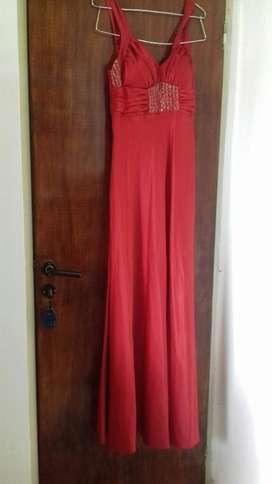 Vendo Vestido de Fiesta Rojo
