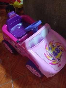 Vendo carrito para niños