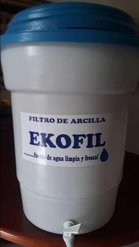 FILTRO DE AGUA EKOFIL