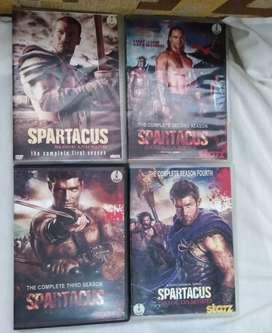 Serie completa spartacus