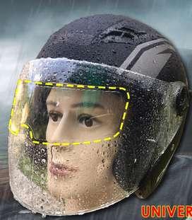 Protector impermeable para casco Envios  GRATIS con todos los protocolos ✅☔️