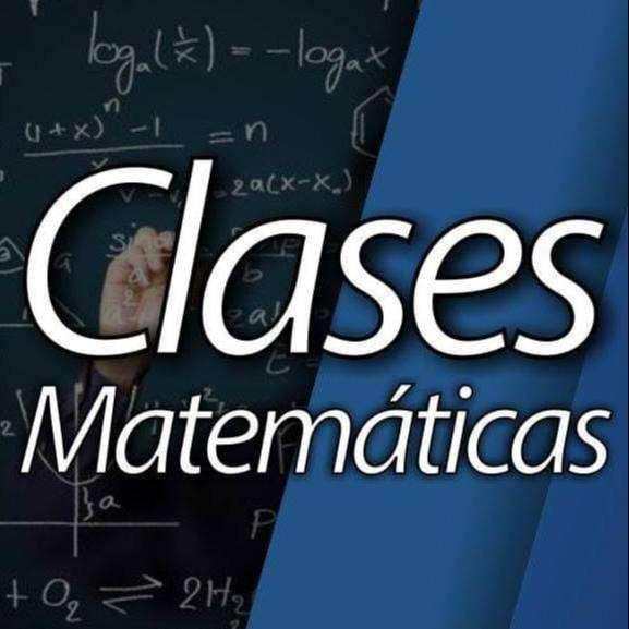 CLASES DE MATEMATICAS A DOMICILIO 0