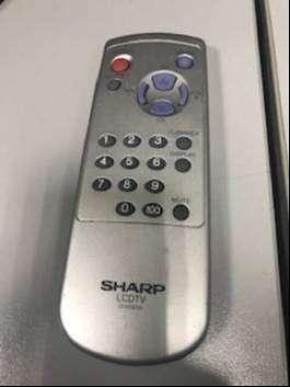 Control remoto SHARP G1559SA