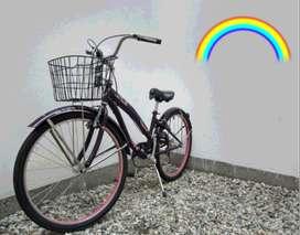 Bicicleta Mujer Starduts
