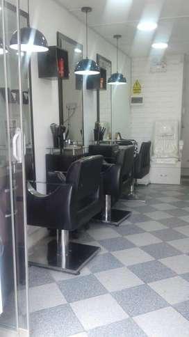 Traspaso peluquería en Surco