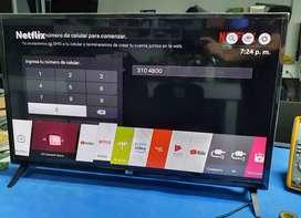SMART TV DE 32 LG CON TDT2 USADO GARANTÍA DE 6 MESES