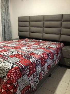 Vendo juego de cama usado