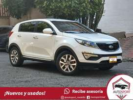 Kia Sportage Revolution - financiamos rápido