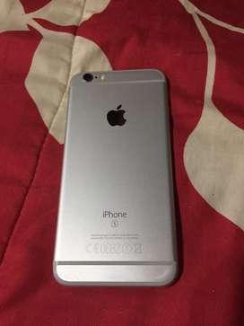 Iphone 6s blanco 16gb