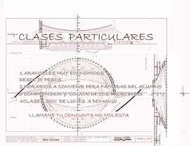 Clases particulares para estudiantes de nivel secundario, terciario y universitario,en provincia y Ciudad Autónoma de Bu