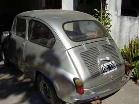 Fiat 600 78' titular