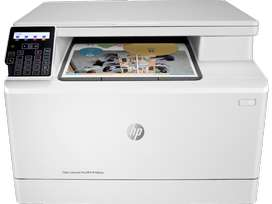 Impresora Hp M180nw Laser Color Multifuncion