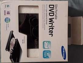 DVD Samsung Delgado para Puerto USB