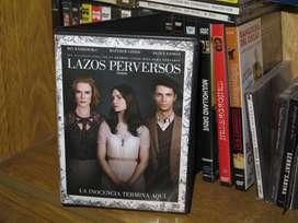 Lazos perversos (Stoker) - DVD 2013 - Park Chan-wook