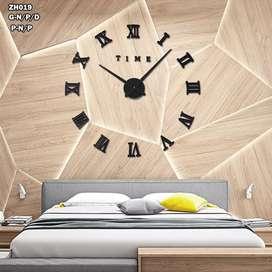 Relojes de Pared  3D Decorativos para el hogar
