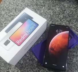 Celular Xiaomi Redmi Note 9 pro