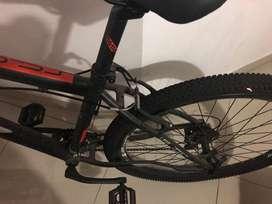 Bicicleta Scorpion GW