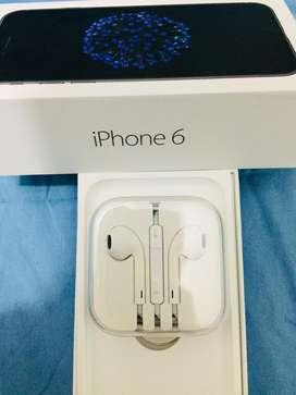 Audifonos IPhone 6 y 7