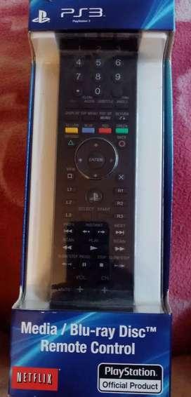 Vendo control remoto media Sony blue Ray disc