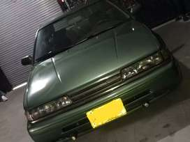 Espectacular Mazda 626 lx