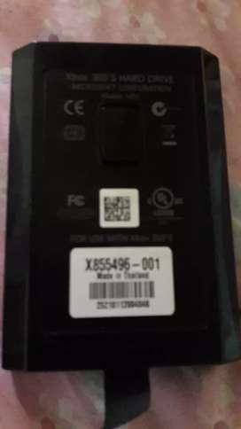 Memoria de xbox de 260 GB.