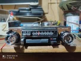Autoradio mekka de los 80s como nuevo funcionando perfectamente