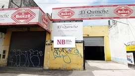 Alquiler local con galpón y oficina. A. Illia 5300, Polvorines