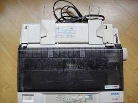 Impresora Epson LX300 matriarcal de puntos