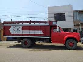 Camión dodge