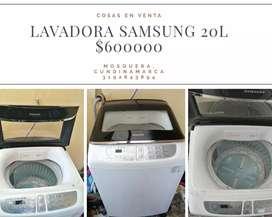 Venta de nevera 20 Lb Samsung