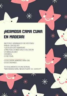 CAMA CUNA CARTER'S