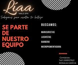 Liaa Nails Spa
