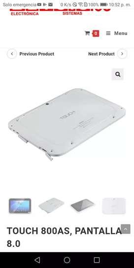 Vendo tablets nuevas a 150.000 negosiables marca touch