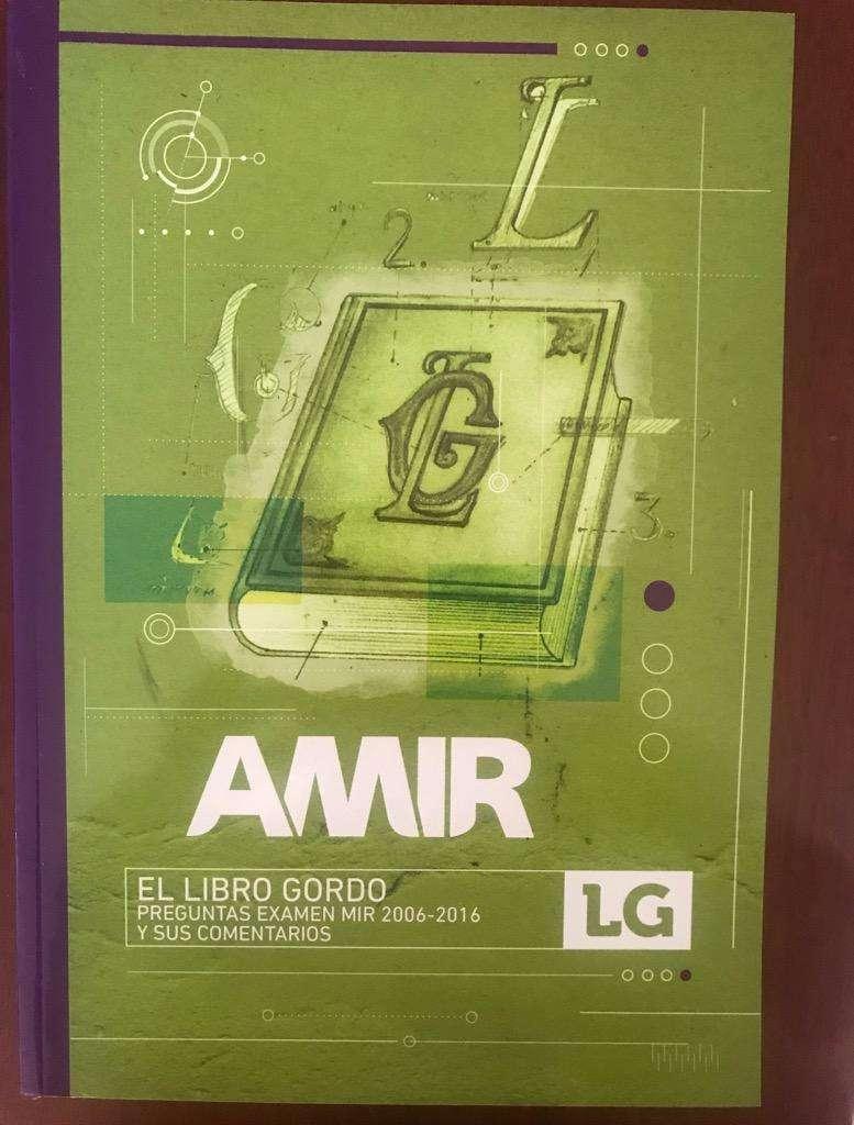Libro Amir (Libro Gordo) Preguntas Y Rta 0