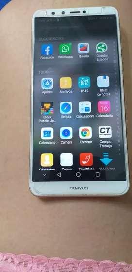 Vendo celular Huawei 2018