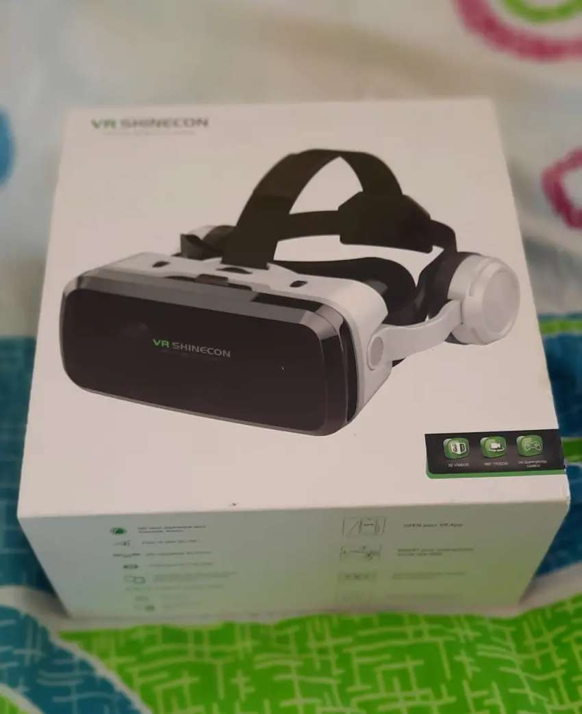 Gafas de realidad virtual (VR SHINECOM ) 0
