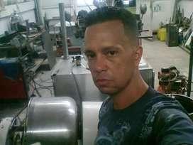 SOLDADOR MIG, ARCO REVESTIDO Y ORNAMENTADOR