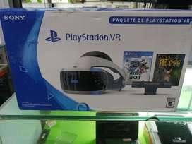 Lentes virtuales para consola PS4