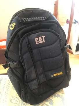 Mochila Cat y maletita Toto