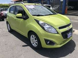 CHEVROLET SPARK GO AÑO 2016 MANUAL