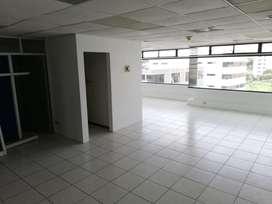 Alquiler O13 Oficina Torres del Norte 74,24 Mts2 Kennedy Norte Guayaquil