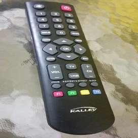 control remoto tv   challenger y  kalley
