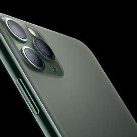 Hermoso iPhone 11 Pro Mignight Green 64G Importado