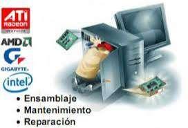 Mantenimiento y ensamblaje de PC