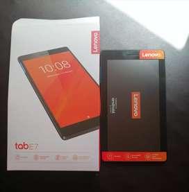 Tablet Lenovo E7 nueva