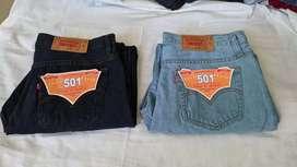 Después de 3 jeans levis, Promoción