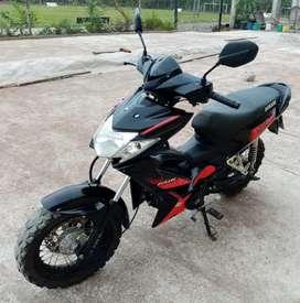 Vendo Moto Dukare 125 Año 2015